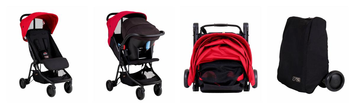 smarta prylar när du reser med bebis
