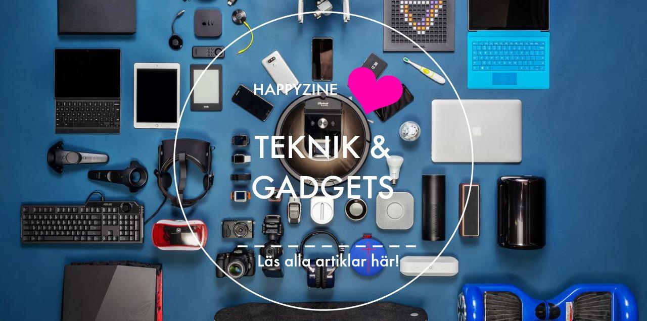 Teknik & Gadgets