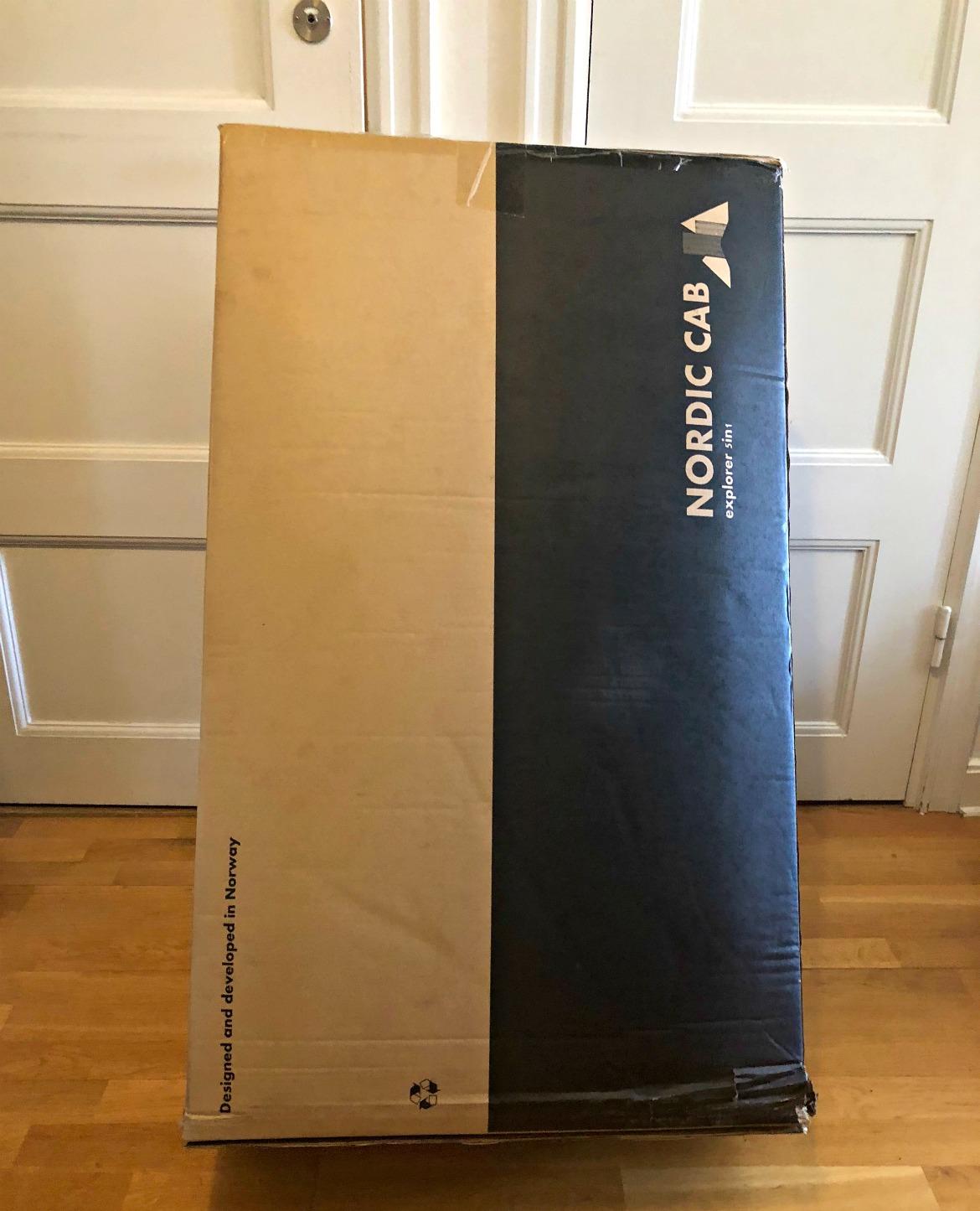 Unboxing Nordic Cab Explorer 1 Boxen