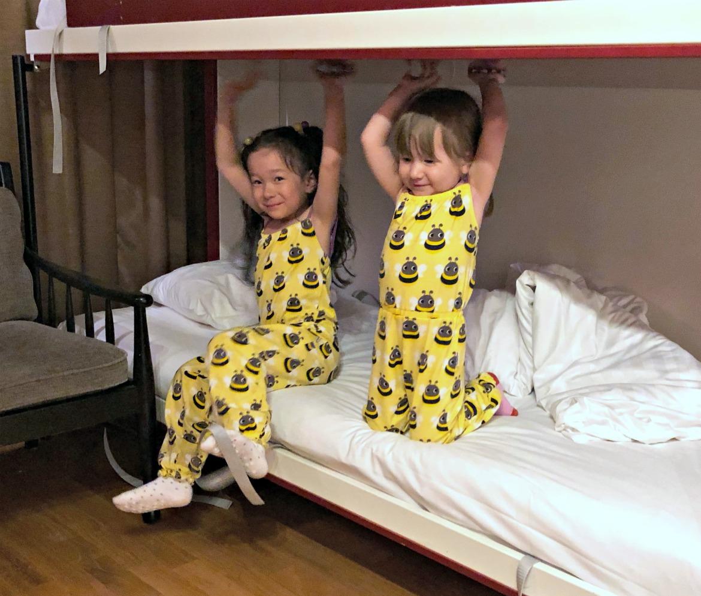 Clarion Hotel Winn Gävle Våningssäng Barn