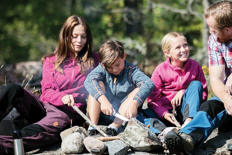 Tuxer Active Families